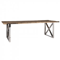 TABLE RECTANGLE  200 X 100...
