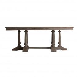 Table ronde MESURES 213X102X76