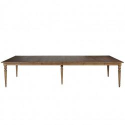 TABLE A MANGER  EN CHENE...