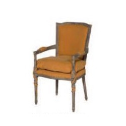 FAUTEUIL OR SAFRAN