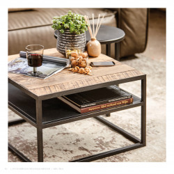 TABLE BILBAO 90 X 90 X40 H....