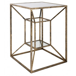 TABLE D'APPOINT CARREE...