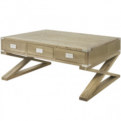 Table de salon en pin massif