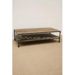 Table de salon en bois...