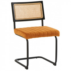 Chaise Danny Cannage Gold...