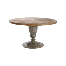 Très belle table en bois massif